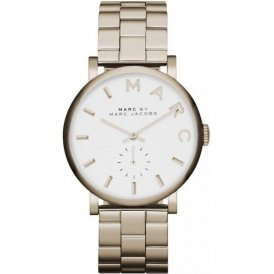 Marc Jacobs Baker Gold Baker Ladies Watch ~ MBM3243