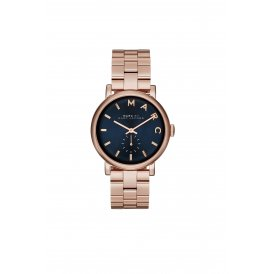 Marc Jacobs Baker Rose Gold Ladies Watch ~ MBM3330