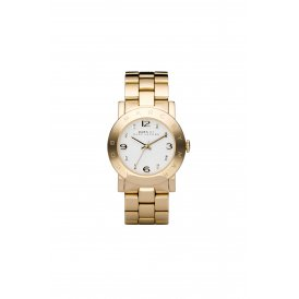 Marc Jacobs Ladies Gold Amy Watch ~ MBM3056