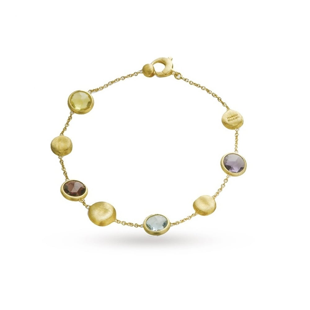 bicego products white diamond three bracelet goa marco rose yellow row mixed gold b strand