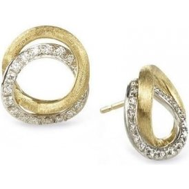 Marco Bicego Jaipur Link Earrings OB1288-B-YW