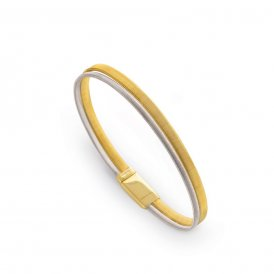 Marco Bicego Masai Two Strand Bracelet – Yellow/White Gold ~ BG721-YW