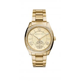 Michael Kors Bryn Gold-Tone Ladies Watch MK6134