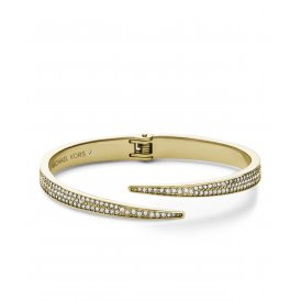 Michael Kors Gold Pave Bangle MKJ3509710