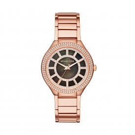 Michael Kors Kerry Rose Gold Tone Ladies Watch MK3397