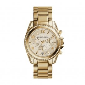 Michael Kors Ladies Blair Chronograph Watch MK5166