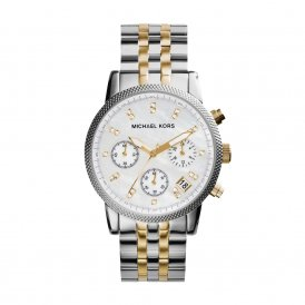 Michael Kors Ladies Ritz Chronograph Watch MK5057