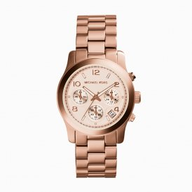 Michael Kors Ladies Runway Chronograph Watch MK5128