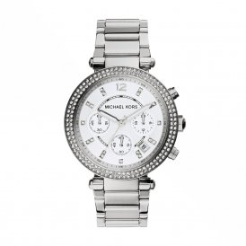 Michael Kors Parker Chronograph Ladies Watch ~ MK5353