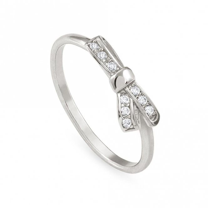Nomination My Cherie Bow Ring Silver 10 ~ 146300/010/021