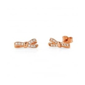 Nomination My Cherie Rose Gold Earrings ~ 146307/011