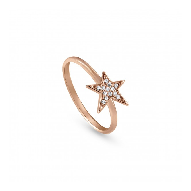 Nomination Star Ring Rose Gold P ~ 146700/011/024