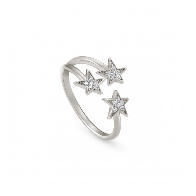 Nomination Stella Tri-Star Ring Silver P ~ 146702/010/024