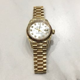 Rolex Datejust Ladies Watch ~ 79238
