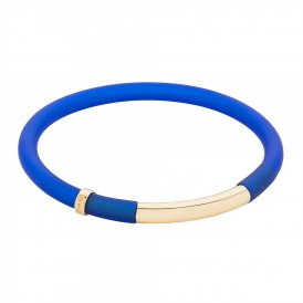 Sarah Ho POP! Bracelet in Classic Medium - Blue Lagoon