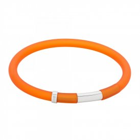 Sarah Ho POP! Bracelet in Classic Small - Clementine Orange