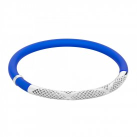 Sarah Ho POP! Bracelet in Mirage Large - Blue Lagoon