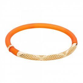 Sarah Ho POP! Bracelet in Mirage Large - Clementine