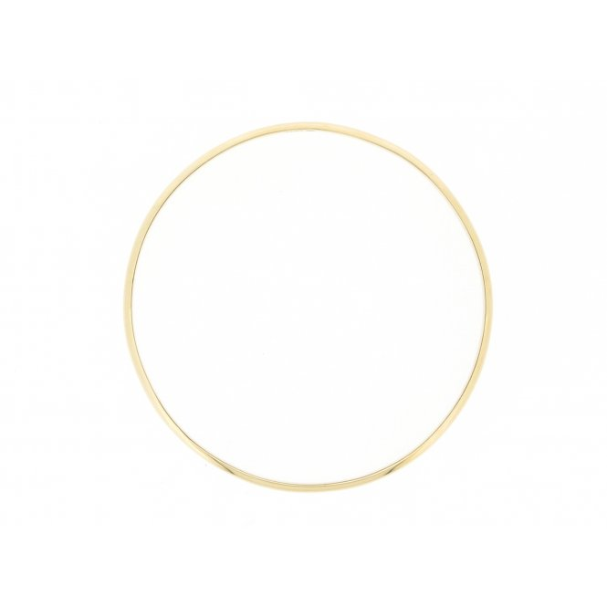 Sarah Layton 9ct Yellow Gold Bangle ~ SLB-YG-B-003