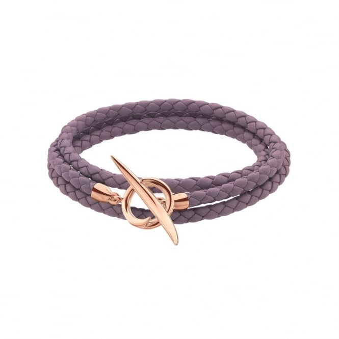 Shaun Leane Quill Wrap Bracelet - Rose/Rose Gold - Medium ~ SLS702RG-ROSE