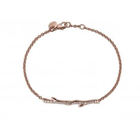 Shaun Leane Rose Gold Diamond Cherry Branch Bracelet ~ SLS597RG