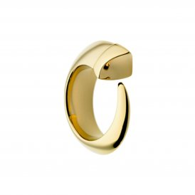 Shaun Leane Tusk Ring In Gold Vermeil Small