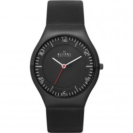 Skagen Grenen Gents Leather Watch SKW6113