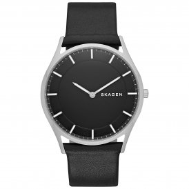 Skagen Holst Slim Leather Gents Watch SKW6220
