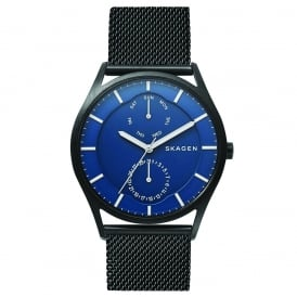 Skagen Holst Steel Mesh Multifunction Watch ~ SKW6450