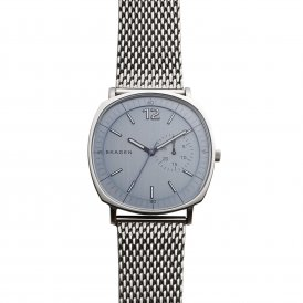 Skagen Rungsted Heavy Gauge Steel Mesh Gents Watch ~ SKW6255
