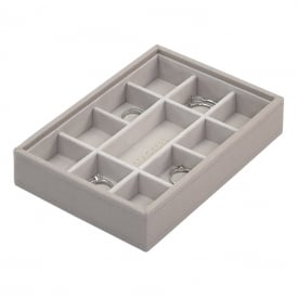 Stackers Mini Small Trinkets Box - Taupe ~ 73756