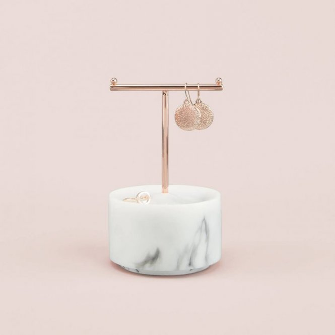 Stackers Small Marble T Bar Jewellery Stand ~ 73864