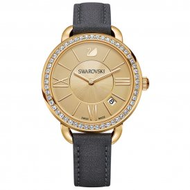 Swarovski Aila Day Gold Tone Ladies Watch