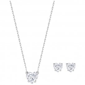 Swarovski Attract Heart Set ~ 5218461