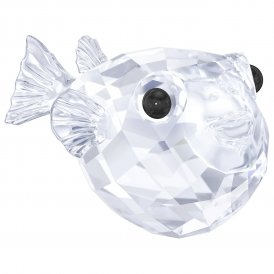 Swarovski Blowfish Crystal Figurine ~ 5282028