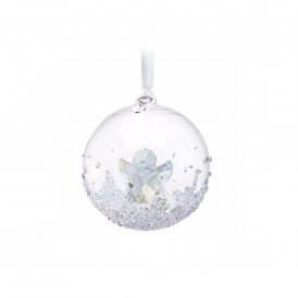Swarovski Christmas Ball Ornament Annual Edition 2015 ~ 5135821