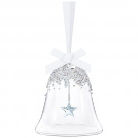 Swarovski Christmas Bell Ornament Annual Edition 2016