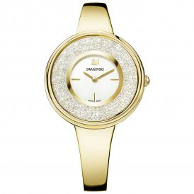 Swarovski Crystalline Gold Ladies Watch ~ 5269253