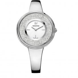 Swarovski Crystalline Ladies Watch Silver ~ 5269256