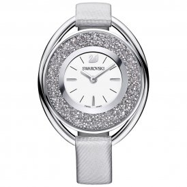 Swarovski Crystalline Oval Grey Ladies Watch ~ 5263907