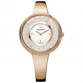 Swarovski Crystalline Rose Gold Ladies Watch ~ 5269250