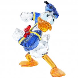 Swarovski Donald Duck Crystal Figurine ~ 5063676
