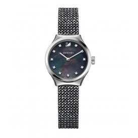 Swarovski Dreamy Black Ladies Watch ~ 5200065
