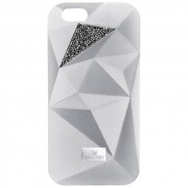 Swarovski Facets IP7PLUS Case Silver ~ 5297450