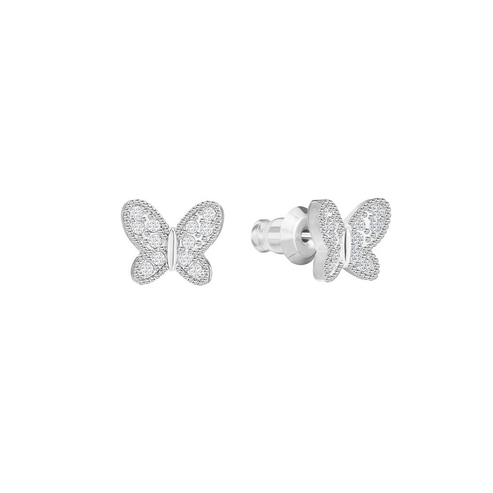 los angeles cheaper attractive fashion Swarovski Swarovski Field Butterfly Earrings ~ 5253267