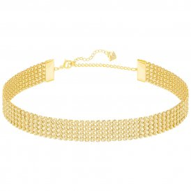 Swarovski Fit Choker Gold ~ 5364809
