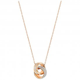 Swarovski Further Pendant Rose Gold Small ~ 5240525