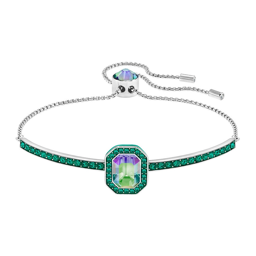 Swarovski Gently Green Bangle ~ 5271815 - Jewellery from S L ... 9583d990db