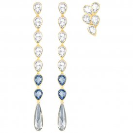 Swarovski Gipsy Teal Earring Set ~ 5264975