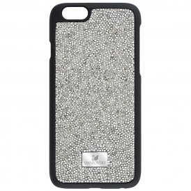 Swarovski Glam Rock IP7PLUS Smartphone Case Grey ~ 5300261